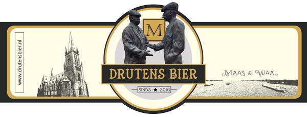 Drutens eigen biertje