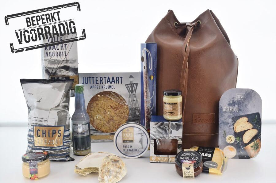 Kerstpakket zeemanstas - beperkt voorradig