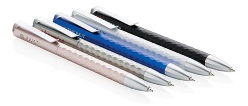 company branding pen met logo
