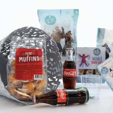 kerstpakket voor de Jeugd