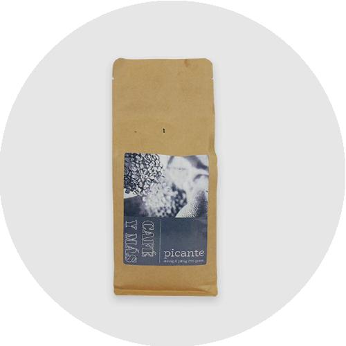 maas en waal pakket koffiebonen